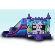 Princess Castle Combo  (28x14x15)