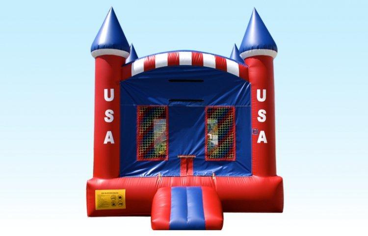 Castle W/Slide  (15x15x15)