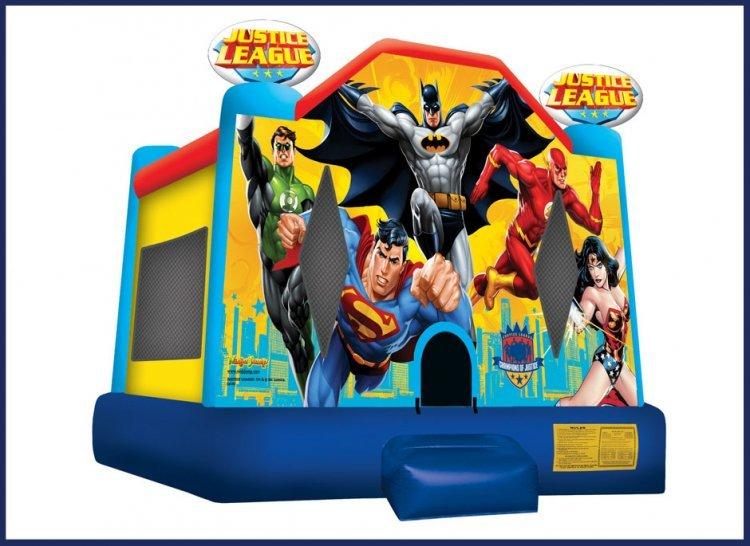 Justice League  (15x15x15)