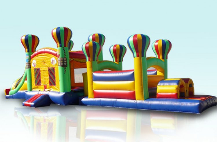 Party Balloon Combo Obstacle  (53x13x15)
