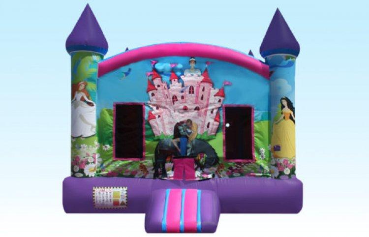 Princess Castle  (13x13x15)